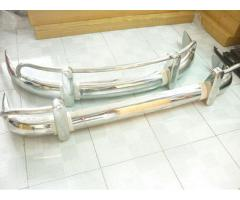 VW Bus T1 Kombi Stainless Steel Bumpers 1950-1967
