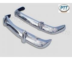 1962-1969 Volvo Amazon Kombi Stainless Steel Bumpers