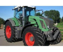 2012 Fendt 828 Profi-Plus